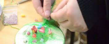 Игрушки для ёлки своими руками