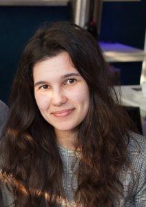 Ананьева Карина Андреевна – Координатор проектов «Идем вместе», «Арт-встречи» НП Центр «Яблонька»