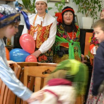 Dancing With Babushkas